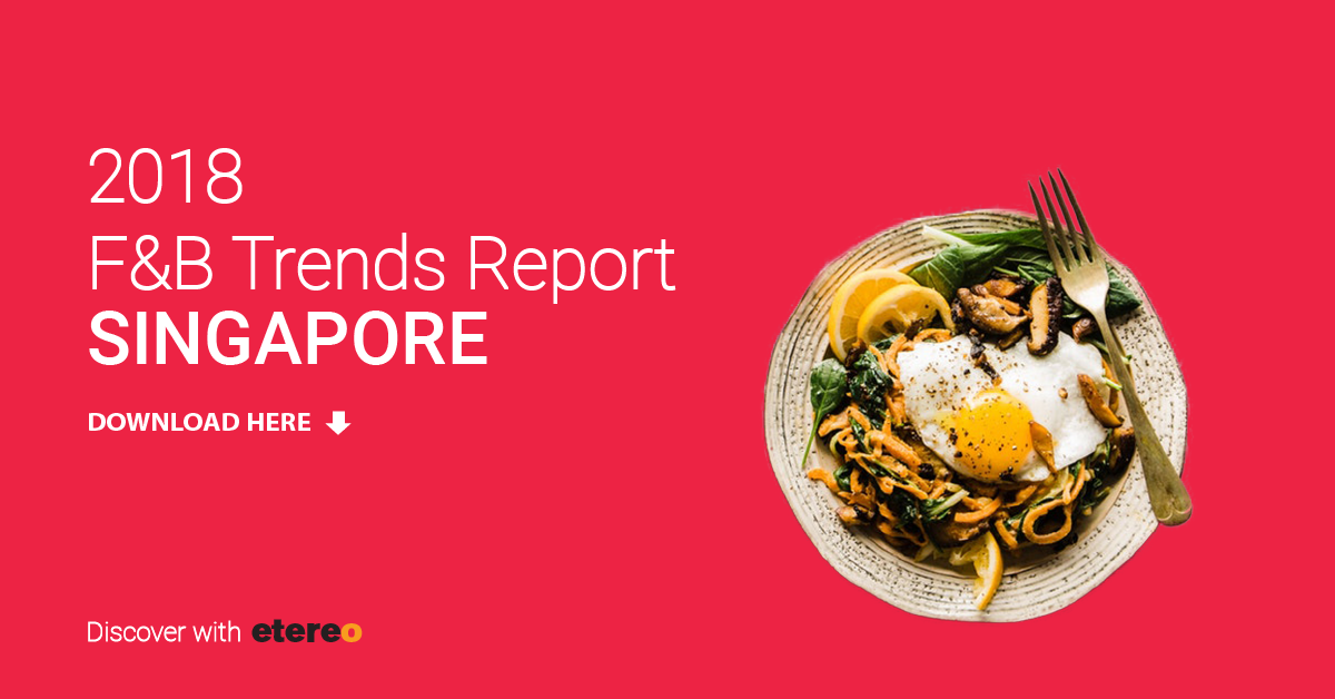 food trends report banner